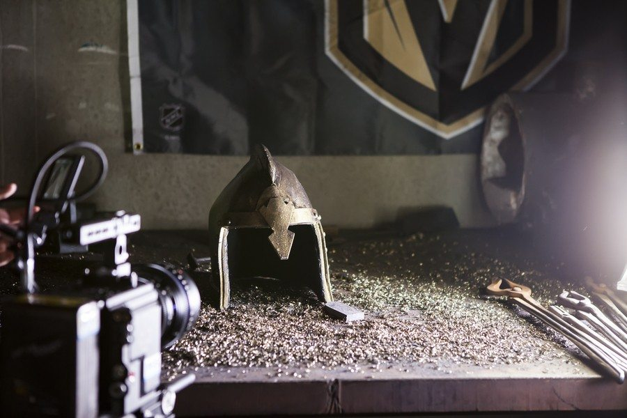 Vegas Forge collaborates with the Vegas Golden Knights