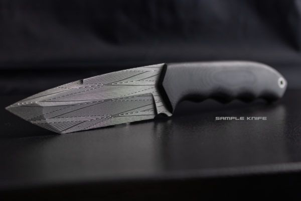 Diamondback Vegas Forge Damascus Stainless