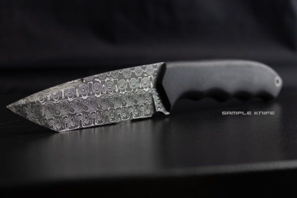 Fireball Vegas Forge Damascus Stainless