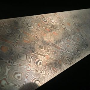 Turtleback Mokume