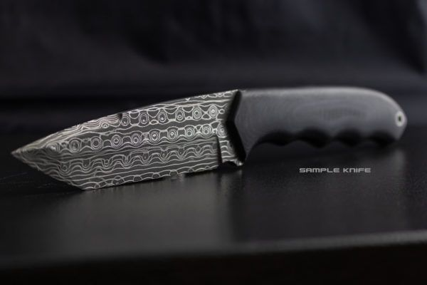 Vines&Roses Vegas Forge Damascus Stainless