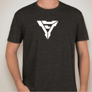 Vegas Forge Black T-Shirt